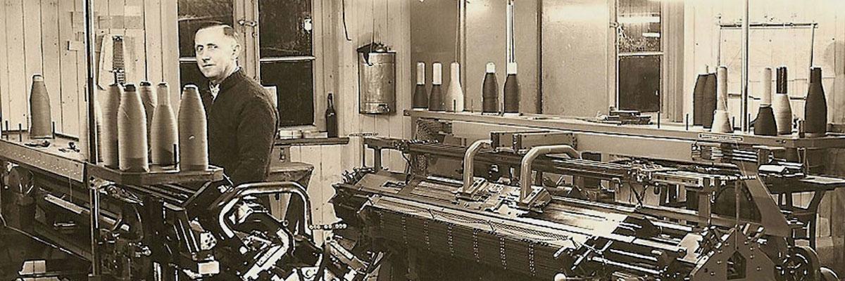 Die Geschichte der Strickerei Karl Siegel